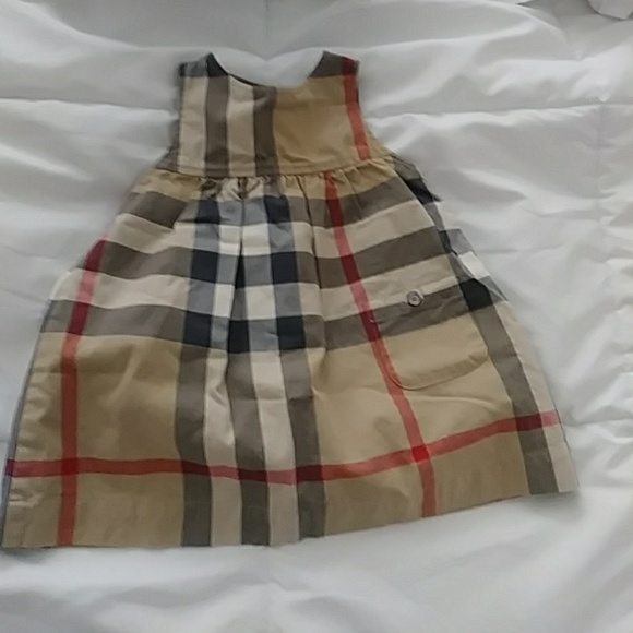 Burberry Dresses Baby Girl Dress 18m Poshmark
